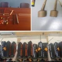 Calcio, 50 bombe carta per la trasferta di Catania: un ultrà del Matera