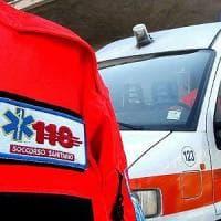 Lecce, ubriaco al volante uccide 63enne e ferisce il figlio: