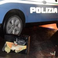 Bari, falso allarme per valigetta sospetta in via Carulli. Artificieri la fanno brillare, nessun ordigno