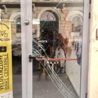Bari, la Velostazione nel mirino dei ladri: vetrine spaccate e furto nel