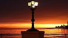 Bari, l'alba di metà    dicembre è speciale