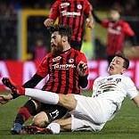 Calcio, Foggia-Venezia finisce in rissa: lite fra presidenti dopo il pari a tempo scaduto