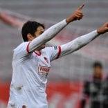 Calcio, il Bari sbanca Perugia (1-3) con Nené e due gol di Galano