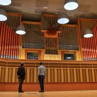 Bari, l'organo dell'auditorium Nino Rota è da record