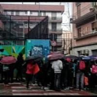 Bari, vigilantes al liceo per impedire l'occupazione. Gli studenti: