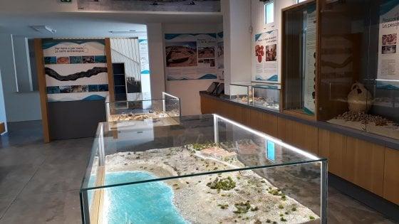 Nardò, inaugurato finalmente il Museo del Mare antico: la prima pietra fu posata 35 anni fa