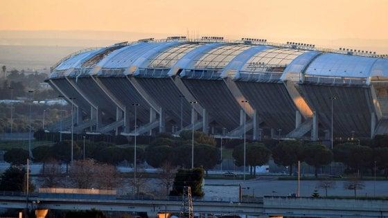 """Bari, un dossier di 150 pagine per il restyling del San Nicola: """"Ecco lo stadio che vogliamo"""""""