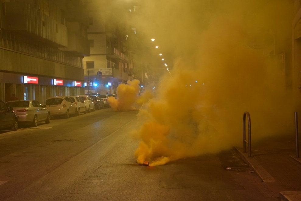 Bari, l'ordinanza non ferma i botti di Capodanno