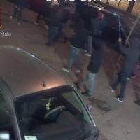 Foggia, 5 daspo per la guerriglia fuori dallo stadio: