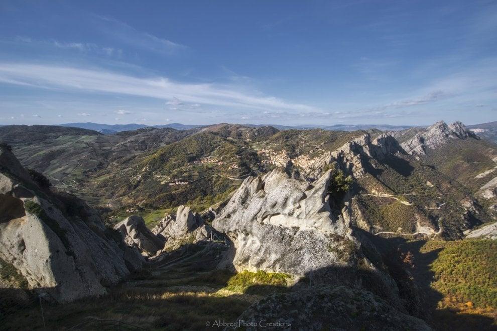 Dolomiti lucane, uno spettacolo fra borghi e natura