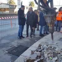 Bari, Aqp avvia il cantiere per liberare Pane e pomodoro dai liquami:
