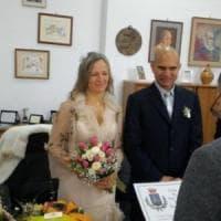 """Brindisi, rilasciato dal Cie il migrante che non ha potuto festeggiare le nozze: """"Avrà un..."""