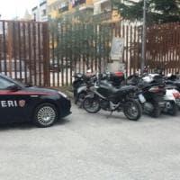 Bari, in garage nascondeva le moto rubate: arrestato un meccanico di 28 anni