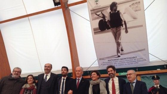 Morì con Giovanni Falcone a Capaci: Lecce intitola ad Antonio Montinaro un centro sportivo