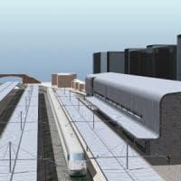 Bari, restyling della stazione: al via il 22 gennaio i lavori per il sottopasso