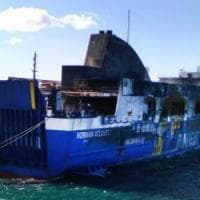 Bari, il relitto Norman Atlantic resterà sotto sequestro al porto. Italia