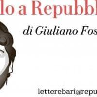La lettera a Repubblica Bari: