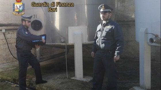 Bari. Sequestrato finto aceto di Modena