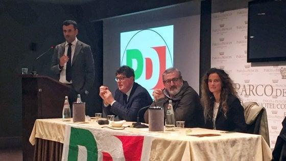 """Elezioni, il Pd presenta le liste in Puglia. Il sindaco di Bari Decaro: """"Noi operai della civiltà"""""""