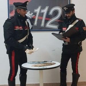 Bari, arrestato Radames Parisi, nipote di Savinuccio: aveva 12mila euro nello zaino