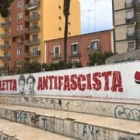 Un murales antifascista divide Barletta. Forza Italia: