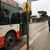 Bari, in avaria uno dei bus Amtab appena acquistati: i passeggeri rimangano