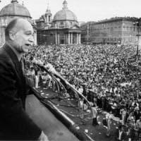 """Bari, l'Anpi contro il convegno su Almirante: """"Niente patrocinio per un fascista"""""""