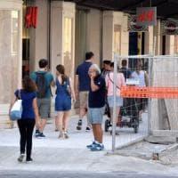 Bari, nel Murattiano chiusi in 10 anni il 30 per cento dei negozi: