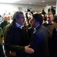 Pd, Emiliano apre a un governo con M5s: