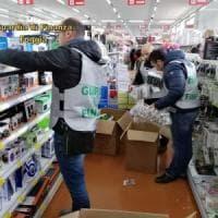 In Puglia sequestrati 4 milioni di prodotti contraffatti: