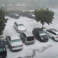 Neve in Puglia, imbiancata la Murgia e il Subappennino