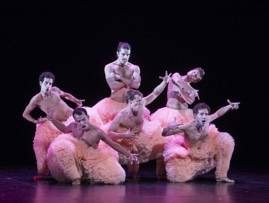 Lecce, la danza classica è roba da uomini: ecco le parodie di 'Tutu'