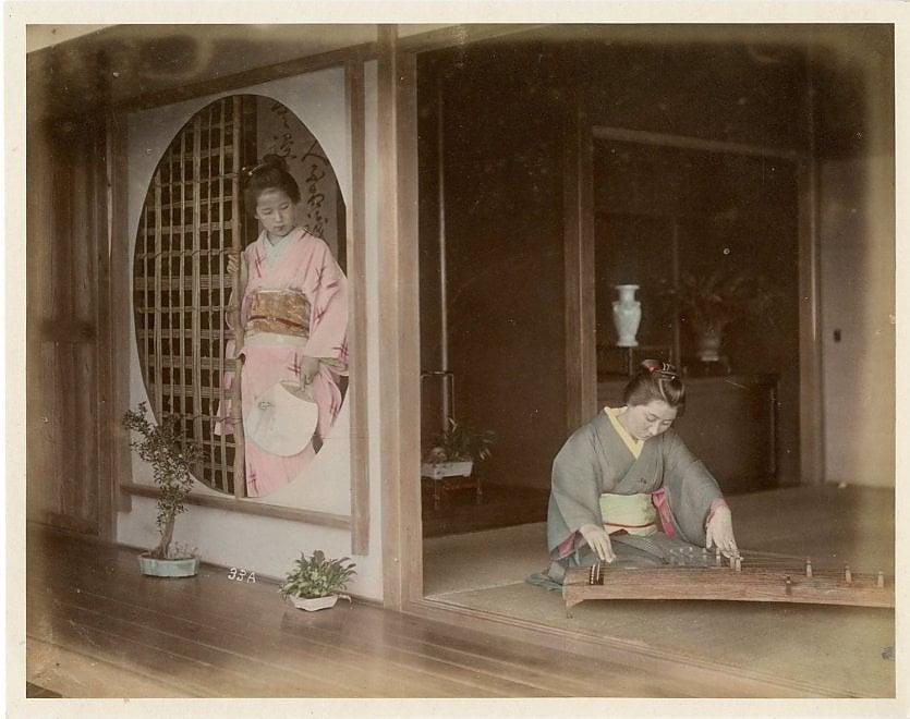 Il Giappone di fine Ottocento nelle foto in mostra a Lecce