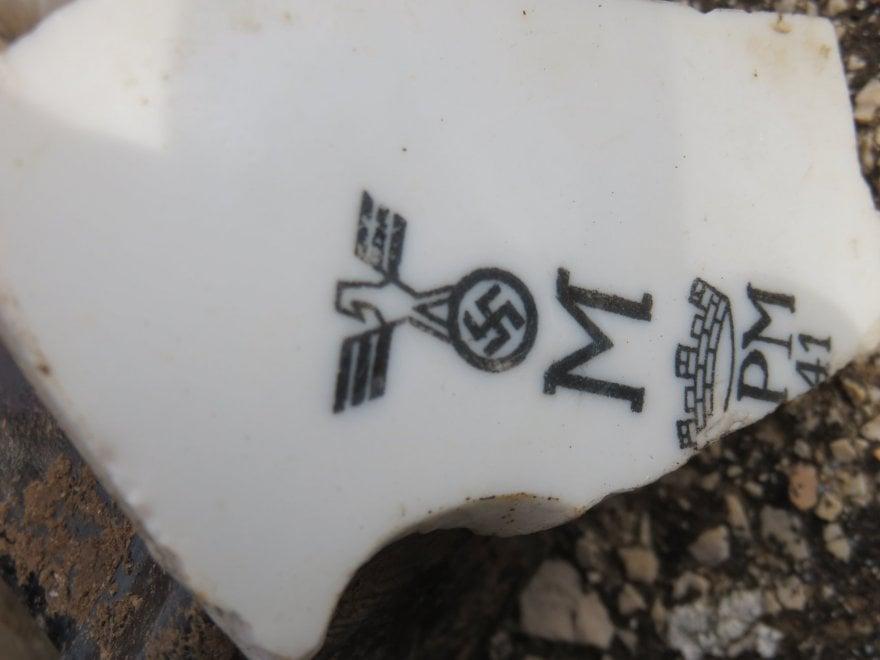"""Reperti nazisti nelle campagne di Bitonto: """"Da qui passò la ritirata"""""""