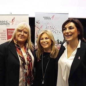 Torna a Bari la 'Race for the cure', maratona contro cancro