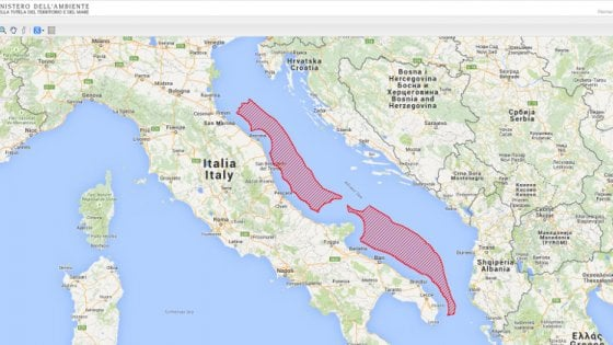 Ricerche di petrolio nell'Adriatico, bocciati i ricorsi di Abruzzo e Puglia