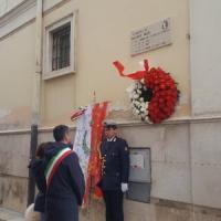 Bari, in piazza il ricordo di Giuseppe Mizzi, vittima innocente di mafia ucciso sette anni fa