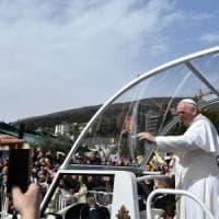 """Papa Francesco a San Giovanni Rotondo: """"Peggio che a Sparta, si scartano i bambini e gli..."""