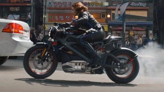 Harley Davidson punta sull'elettrico, il motore sarà prodotto a Bari