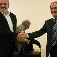 Emiliano nomina l'ex sindaco (e avversario) Di Cagno Abbrescia a capo dell'Aqp.