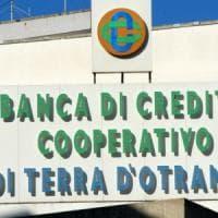 """Banca d'Otranto, tra i 10 indagati anche un sindaco: """"Gestita con metodo mafioso"""""""
