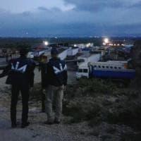 Foggia, traffico di rifiuti dalla Campania, confiscati 6 milioni di beni