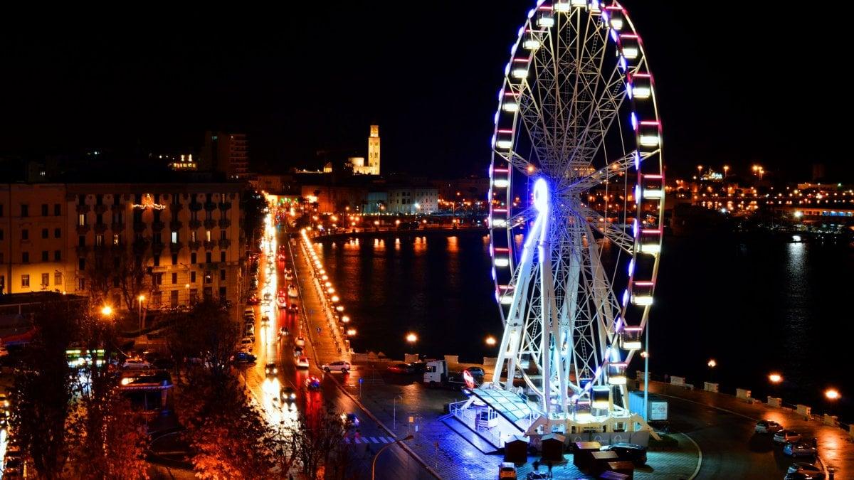 Bari la ruota panoramica resta fino al 14 maggio sar for Nuova apertura grande arredo bari