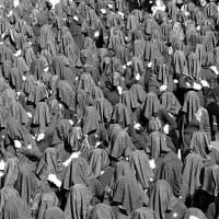 Processione della Desolata, le donne in nero di Canosa