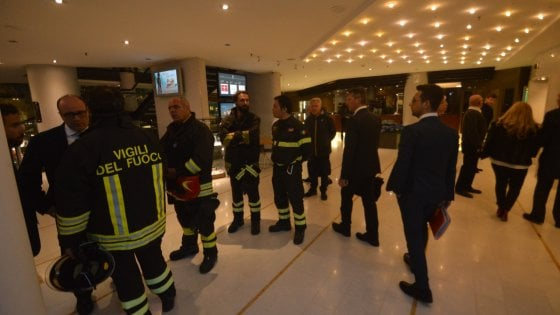 Rogo a Hotel Nicolaus Bari,nessun ferito