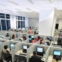 Taranto, sms del call center ai dipendenti: