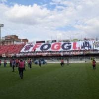 Calcio, niente trasferta a Foggia per i tifosi del Bari: il 'no' del prefetto