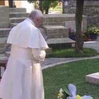 Papa Francesco in Puglia nel nome di don Tonino Bello,