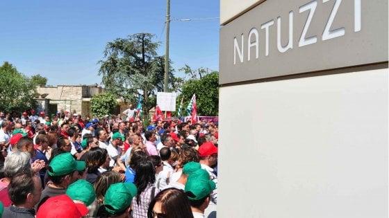 Natuzzi, 1.000 lavoratori a rischio fra Puglia e Basilicata alla fine del contratto di solidarietà