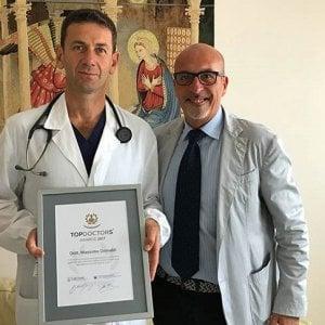 Sanità, il miglior cardiologo d'Italia è Massimo Grimaldi dell'ospedale di Acquaviva